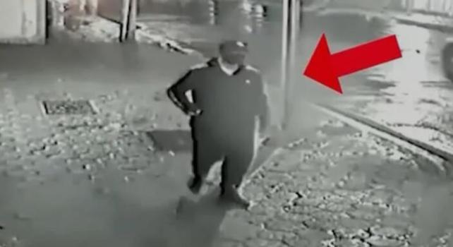 中国驻里约总领馆遭爆炸物袭击!监控曝光
