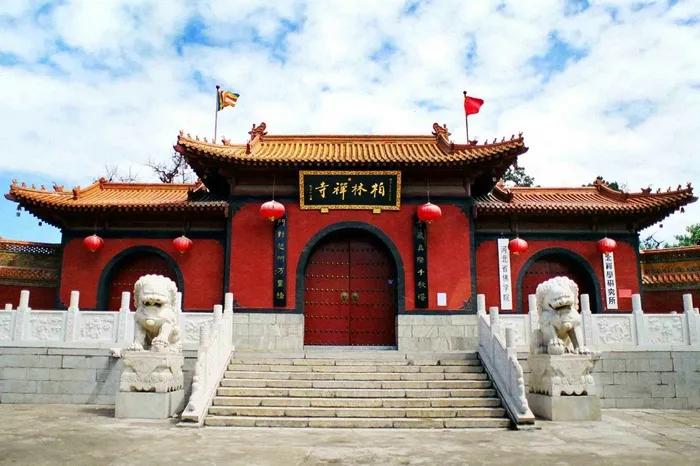美丽寺院 | 赵州柏林禅寺