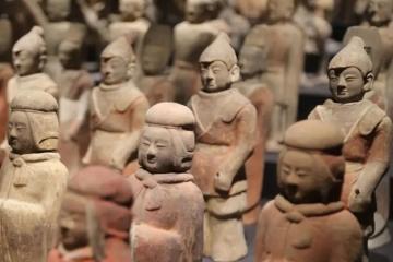 北朝考古博物馆开馆