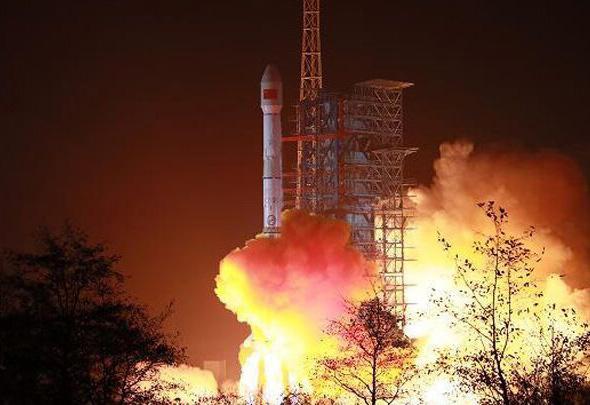 我國成功發射天通一號03星
