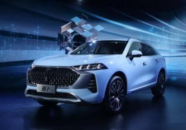 WEY全新旗舰车型摩卡全球首秀 重新定义智能汽车