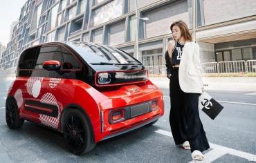 官宣:新宝骏新款E300将亮相上海车展