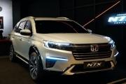 本田N7X Concept正式亮相 采用最新设计语言
