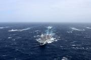 美专家称:航母舰队令解放军部署更从容