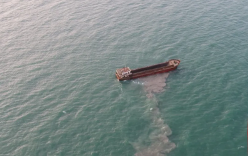 废弃物装船出海后去哪了