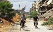 叙利亚残垣断壁下的返乡