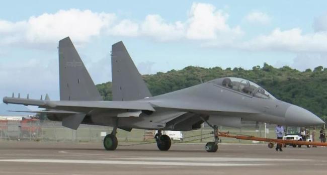歼-16D、无侦-7将首次亮相中国航展