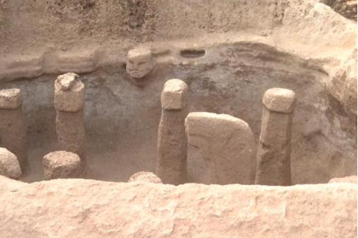 土耳其史前人类遗迹首次对外亮相