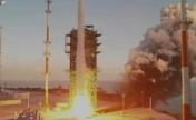 韩国火箭运送卫星失败